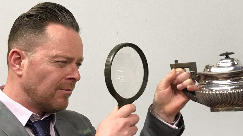 John Magnifying Glass